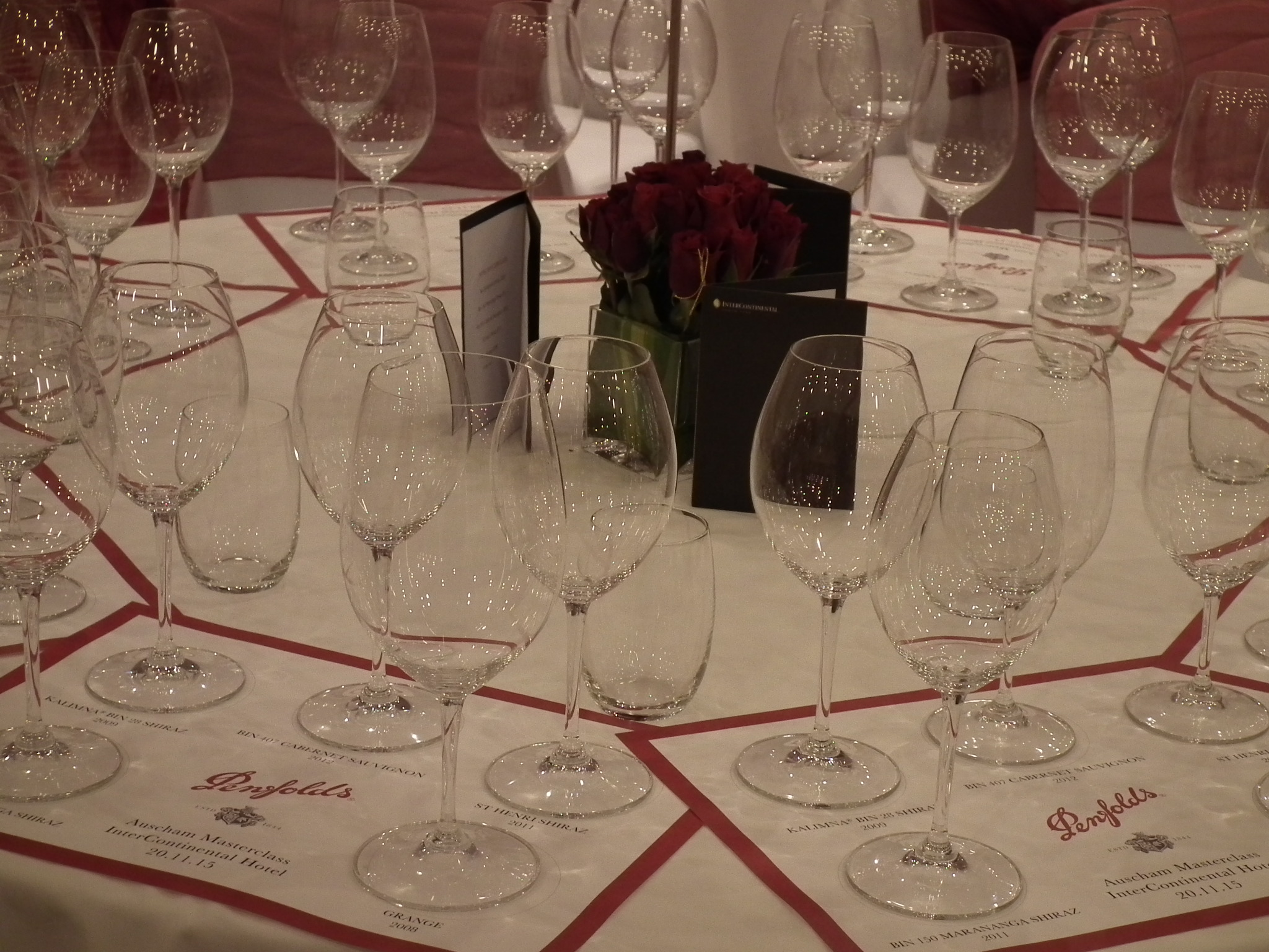 Penfolds Wine Celebration 2015